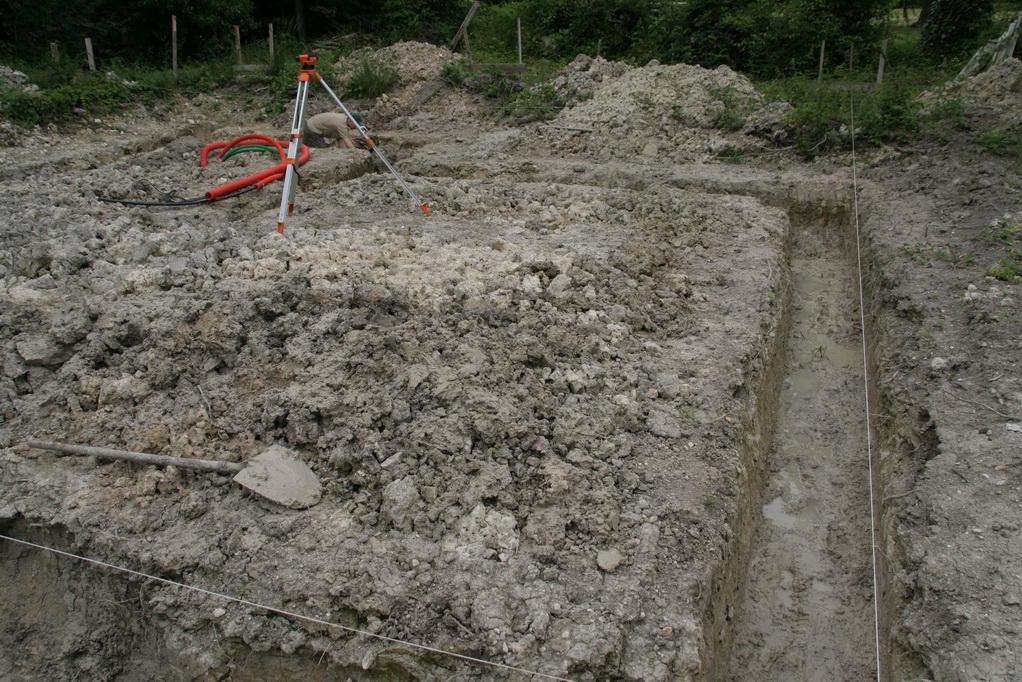 Béton De Propreté : fondations ca nous botte de construire une maison en paille ~ Nature-et-papiers.com Idées de Décoration