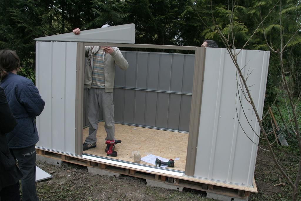 La Cabane Au Fond Du Jardin Ca Nous Botte De Construire
